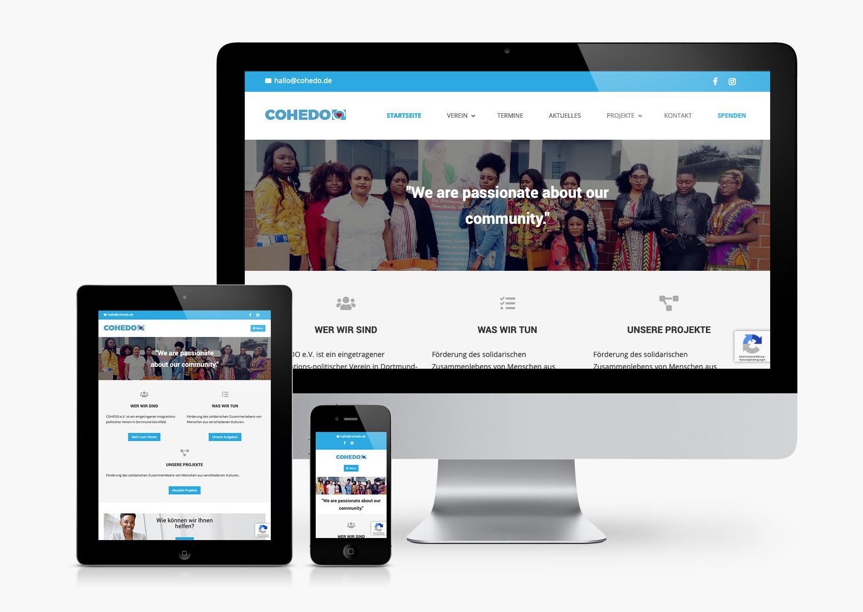 COHEDO Webdesign